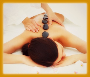 I love getting massages, it really relaxes my mind, body and soul!