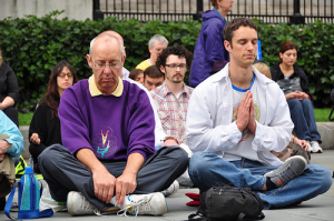 Meditation is powerful in helping preventing dementia.