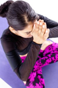 Yoga is more than just poses; they can help improve your endocrine system and improve your hormones over time.