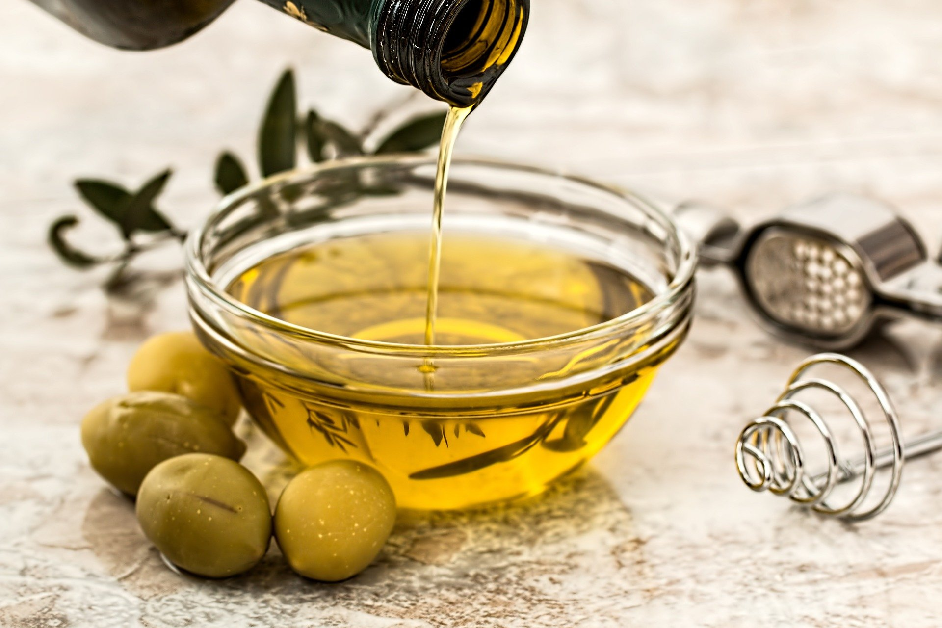 Can Olive Oil Really Help When You're Feeling Constipated?